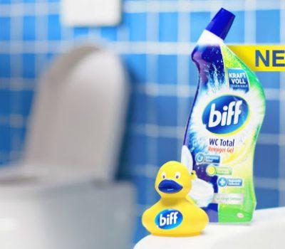 Biff WC Reiniger-Gel