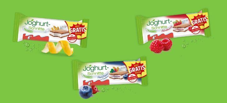 Joghurt-Schnitte cashback aktion