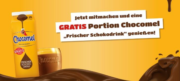 Chocomel gratis Schokodrink