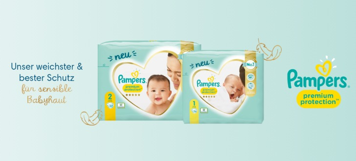 Pampers Cashback Aktion