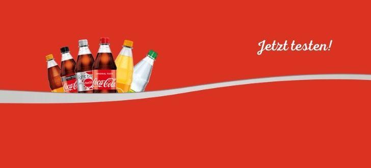 Probierwochen Coca Cola