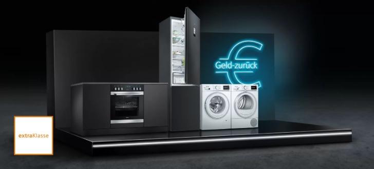 Siemens Geld zurueck