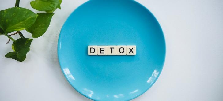 Detox-Pflaster