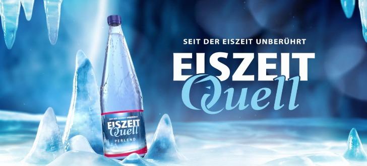 Eiszeitquell-Wasser-testen