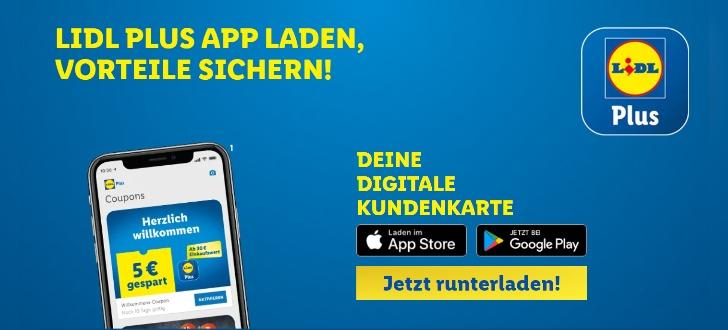 Lidl App 5 Euro