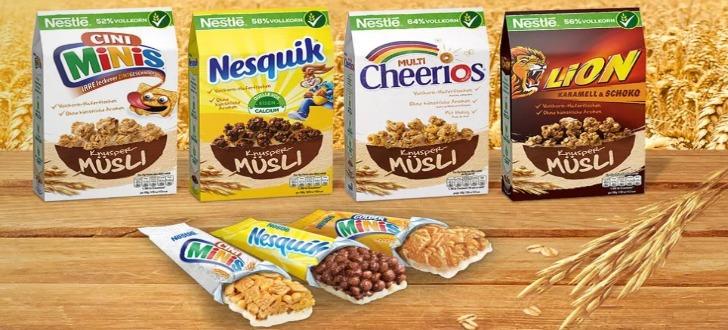 Nestle Cerealien-Riegel