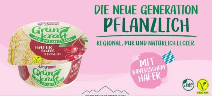Gruenkraft Joghurt gratis
