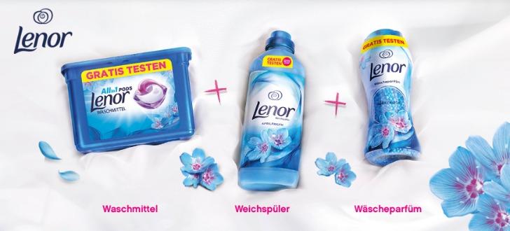 Lenor-drei-Waschmittel-testen