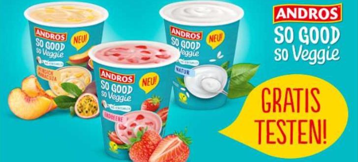 Andros veganer Joghurt