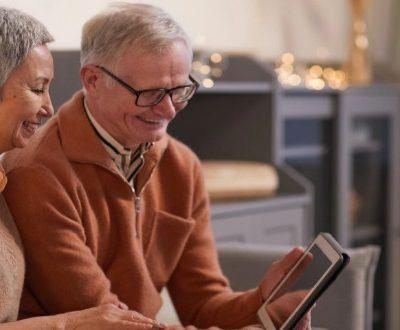 Immobilien Teilverkauf Senioren