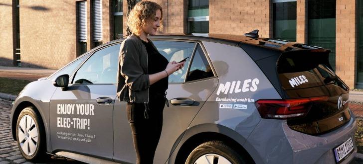 Miles Carsharing Startguthaben