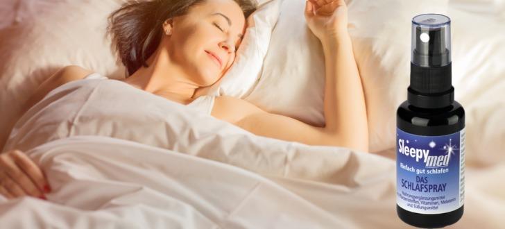 Sleepymed Gratis Schlafspray