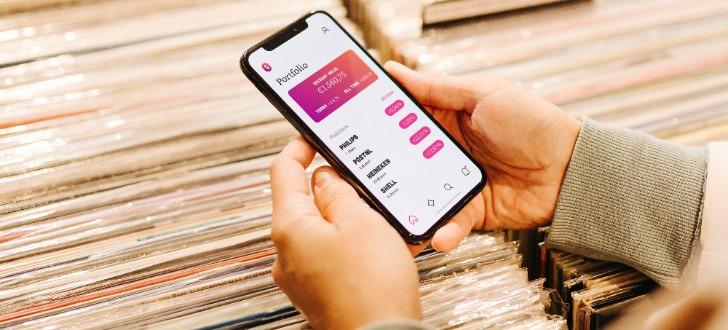 BUX Zero Investitions-App
