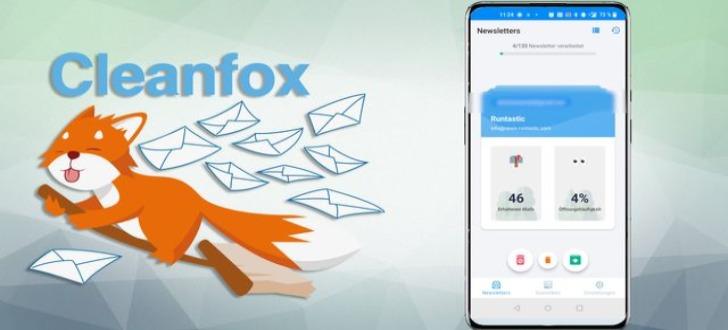 Cleanfox-App-gegen-Spam