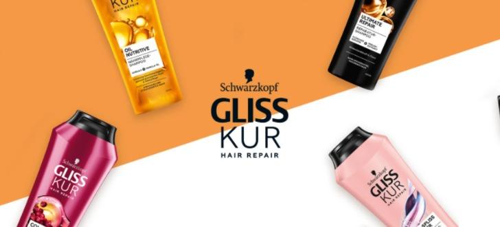 Gliss Kur Shampoo