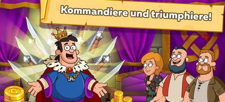 Hustle Castle Online-Spiel