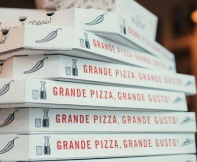 LOsteria Pizza Aktion