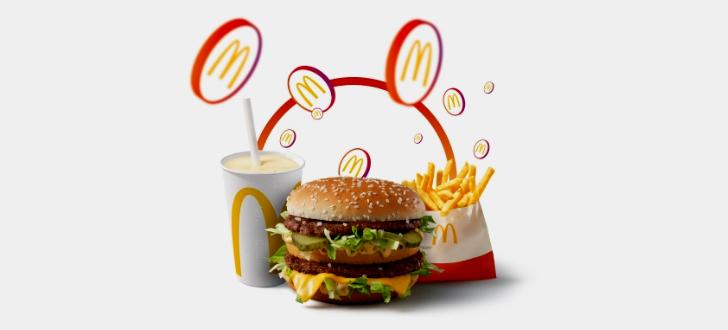 McDonalds Punkte