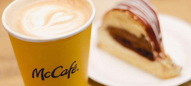 McDonalds gratis Kaffee